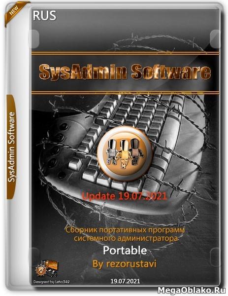 SysAdmin Software Portable by rezorustavi Update 19.07.2021 (RUS)
