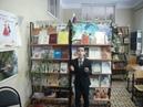 Дети читают и пишут стихи— Ваган Калтахчян читает произведение «Мартышка и очки» И. А. Крылова