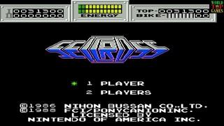 Seicross - Сейкросс / Денди / Dendy / NES / Famicom / Nintendo