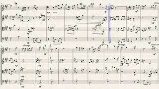 """Feuillet d'Album"" for String Quartet"