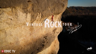 Seb's Journey To The Heart Of Sport Climbing's Evolution | Seb Bouin's Vintage Rock Tour Ep.5