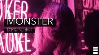 RIELL x Raven Link - Monster [Lyric Video]