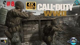 Call of Duty WW II #8 Высота 493