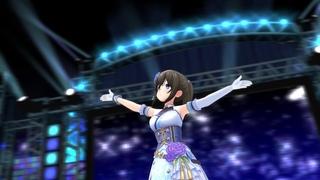 「デレステ 4K60fps SOLO MV」Bright Blue 『3rd Fumika SSR』