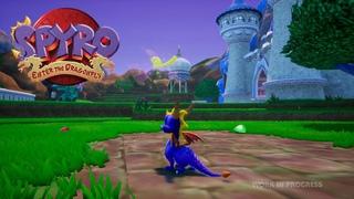 Spyro Reignited Trilogy | Enter the Dragonfly Mod Teaser #1 - Dragon Realms