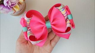 🎀Hair Bow Making - Diy Hair Bow - Ribbon Hair Band - Oversized Hair Bows - Large Hair Bows🎀 - #1