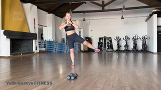 Dia3 PERNAS 1   desafio /3 день НОГИ 1 ТРАНСФОРМАЦИЯ тела treino тренировка ⬇️⬇️⬇️