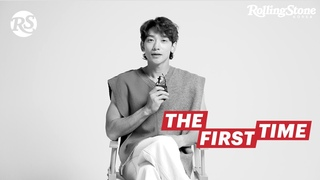 /RSK/THE FIRST TIME/ RAIN(비)