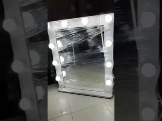 Реакция заказчицы на доставку гримерного зеркала от @stolik21