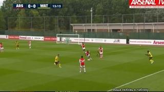 Arsenal - Watford Edward Nketiah goal / Friendly match