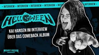 Helloween KAI HANSEN Interview über Noise Records, Comeback, Keeper, Metal und mehr