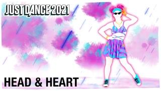 Just Dance Unlimited: Head & Heart by Joel Corry Ft. MNEK   Gameplay [US]