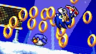 ЭТОТ УРОВЕНЬ И БОСС ЗАСТАВИЛИ МЕНЯ БОМБИТЬ!   Sonic Advance 2 #4