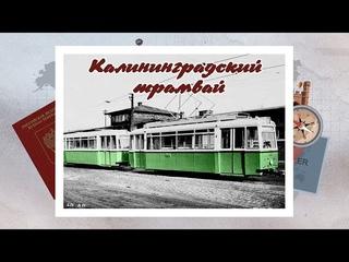 """2019 г.Удивительный Калининград - """"Калининградский Трамвай"""""""