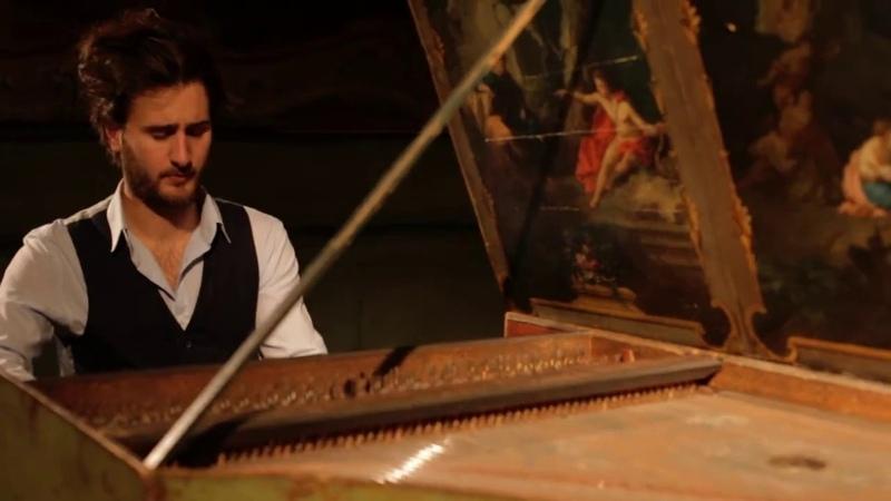 Нежные вздохи Рамо на клавесине