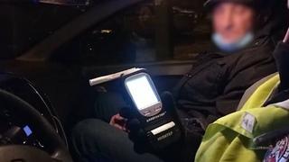 В Волгограде сняли на видео пьяных водителей
