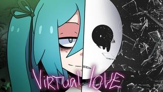 Mr. Dederden - Virtual Love (ft. Hatsune Miku) [Original Song]