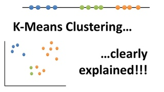 StatQuest: K-means clustering
