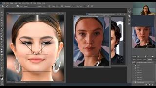 Как добиться сходства при рисовании портретов/Как передать характер