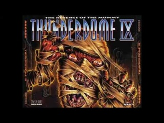 THUNDERDOME 9   CD 1  -  THE REVENGE OF MUMMY  (ID&T 1995)  High Quality