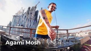 Agami Mosh - Live @ Radio Intense, Sagrada Familia, Spain  / Techno DJ Mix