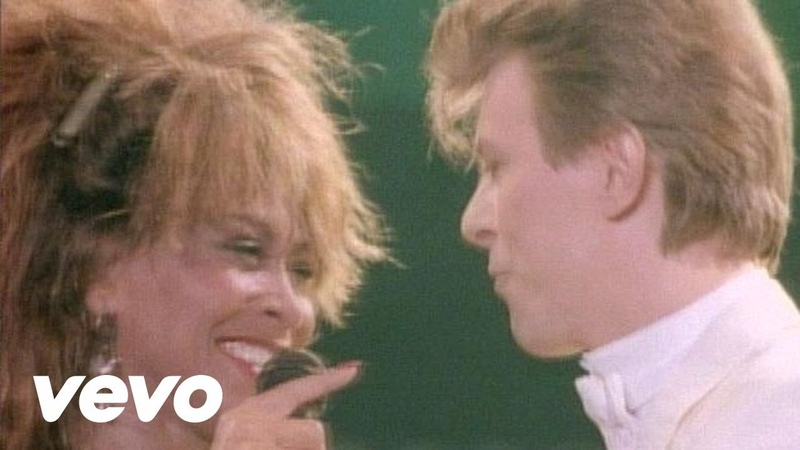 Tina Turner Tonight With David Bowie