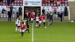 Morecambe v Bolton Wanderers highlights