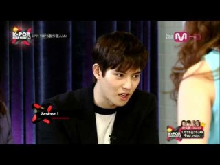 140111 Kpop Hunter 3 EP07 CNBLUE 李宗泫 Lee Jung Hyun CUT