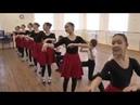 Уроки марийских этнических танцев . Часть 2