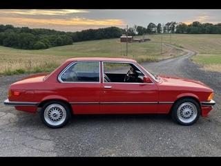 BMW E21 320i 1982