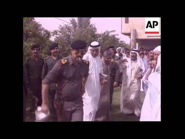 Iraq Kuwait Saddam Hussein Profile
