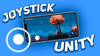 Как сделать 2D платформер на Unity | #6 Unity Remote, джойстик