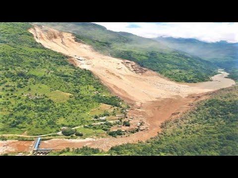 119 Natural dams inherent risk factors