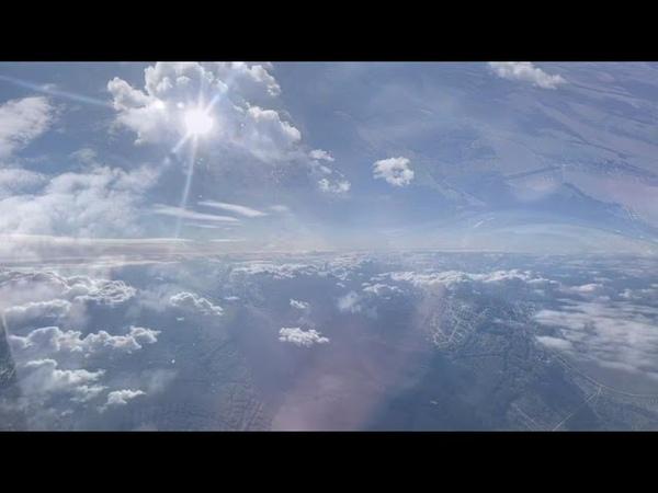Воздушный путь из Алании в Москву