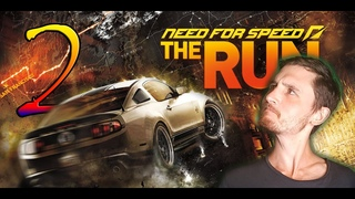 Прохождение Need For Speed The RUN. Серия 2.