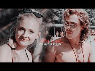billy & josie. Kings & Queens