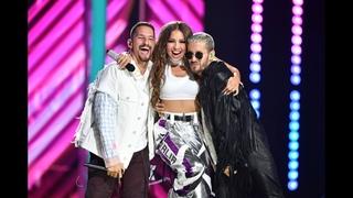 Thalia, Mau y Ricky - Ya Tú Me Conoces - Premio Lo Nuestro 2020