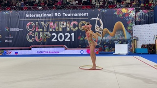 Anastasia Simakova - Hoop IT Moscow/Olympico AA