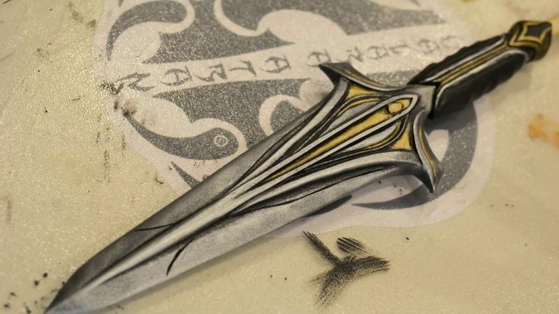 Crafting Spear of Leonidas