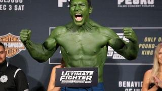 UFC Fight Night: Smith vs. Spann Full Card Predictions
