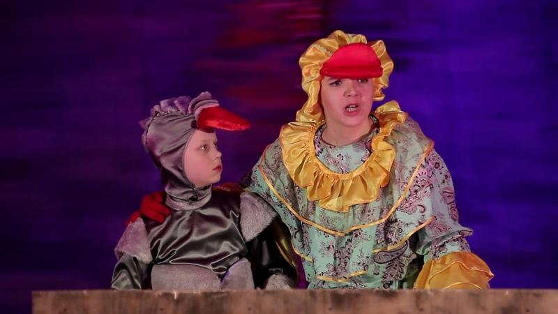 Спектакль для всей семьи Дикий по мотивам сказки Гадкий Утенок