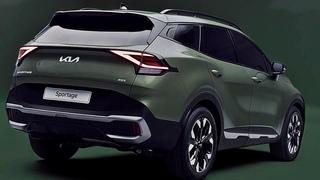 2022 Kia Sportage - Exterior, interior and Driving (The Ultimate Urban SUV)