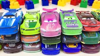 Disney Cars Toys Racers Next Gen Diecast Mattel Piston Cup