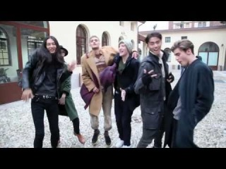 The Boys Of Paris Milan Fashion Week AW 1112 by Justin Wu for Jak & Jil