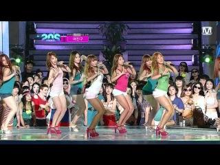 120628 Sistar - Diva + Loving U @ 2012 Mnet 20's Choice