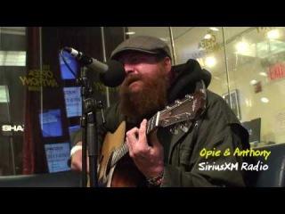Homeless Mustard Performs Last Time - @OpieRadio