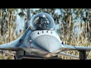 U.S. Air Force F-16 Makos In Greece
