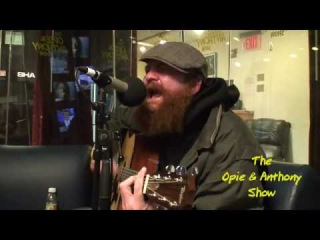 Homeless Mustard Sings Creep on Opie and Anthony's Sirius XM