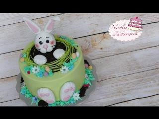 () Ostern Motivtorte I Amazing Easter Cake I von Nicoles Zuckerwerk