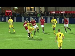 . ФК Юнайтед 1-0 Стокпорт Каунти. Обзор матча